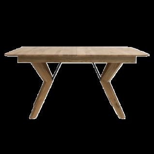 Standard furniture Esstisch Grenoble mit fester Tischplatte Massivholzausführung und Tischgröße wählbar