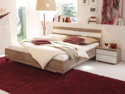 Staud Sinfonie Plus Bett mit Fußteil 3 in Komforthöhe inkl. Kopfteil 1 Liegefläche wählbar