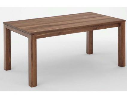 Niehoff Tafeltisch Butterfly Esstisch massiv mit Frontslide- Auszug 5823 oder 4623 und Klappeinlage Tisch für Esszimmer Größe und Ausführung wählbar