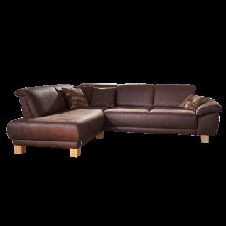Dietsch Eckkombination Time mit innovativem Soft-Sitzkomfort für eine weiche Sitzfläche inklusive Sitztiefenverstellung