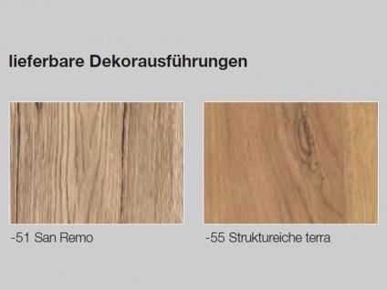 Niehoff Melina dekorative Eckbank Sitz und Rücken vollgepolstert Sitzbank für Esszimmer oder Wohnzimmer Dekorausführung Stellvariante und Bezug wählbar - Vorschau 4