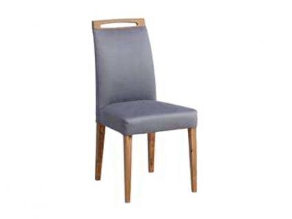 Dkk Klose Stuhl S41 Marshmallow mit Griff B Polsterstuhl 671 für Wohnzimmer oder Esszimmer in vier Polstervarianten Gestell aus Massivholz in verschiedenen Holzausführungen Bezug Leder oder Stoff in großer Auswahl erhältlich