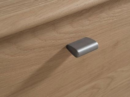 Wöstmann Bari 3000 Sideboard 2841 mit 3 Schubkästen und 1 Auszug sowie 4 Türen in Europäischer Wildeiche Massivholz soft gebürstet - Vorschau 4