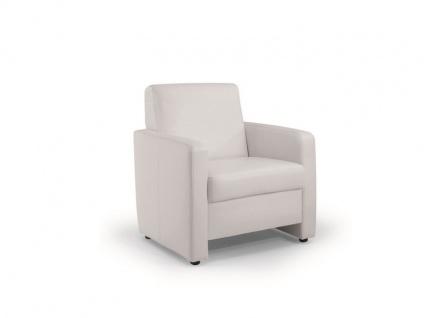 Dietsch Basic 12 Einzelsessel 11146 Sessel Stoff oder Leder wählbar