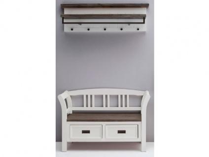 garderoben set mit bank online bestellen bei yatego. Black Bedroom Furniture Sets. Home Design Ideas