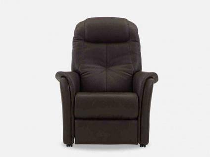 Hukla Relaxsessel AP06 Linea Relax, Basis-Variante mit motorischer Verstellung in verschiedenen Ausführungen konfigurierbar