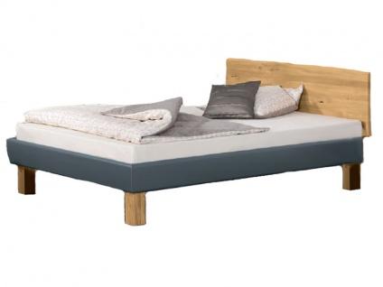 Neue Modular Colorado Bett mit Kopfteil Morro und Eckfüße Natura Liegefläche wählbar