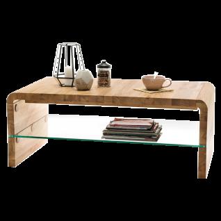 Infantil Freiburg Couchtisch aus Massivholz in verschiedenen Ausführungen wählbar für Ihr Wohnzimmer