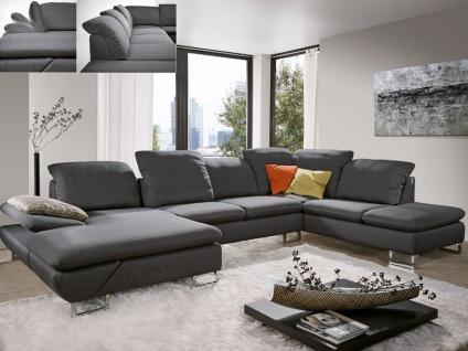schillig willi wohnlandschaft taoo 15278 ecksofa in u form bestehend aus longchair sofa. Black Bedroom Furniture Sets. Home Design Ideas