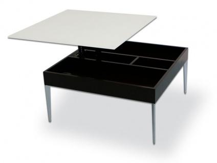 design couchtisch aus glas online kaufen bei yatego. Black Bedroom Furniture Sets. Home Design Ideas