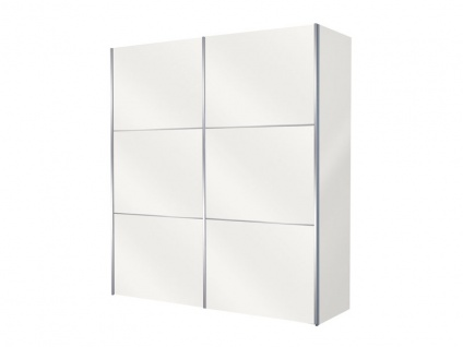 Nolte Express Möbel Bianco Schwebetürenschrank Korpus und Front in Weiß Dekor Breite wählbar