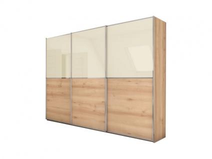 Nolte Attraction Kleiderschrank Schwebetürenschrank für Schlafzimmer Ausführung 2B