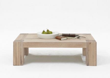 Bodahl Big Time Couchtisch 10031 rustic oak Massivholz Tisch für Wohnzimmer oder Gästezimmer und sieben Ausführungen wählbar