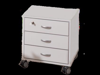 Paidi Schoolworld Rollcontainer 3S für Schreibtischserie Marco 2 Farbe wählbar