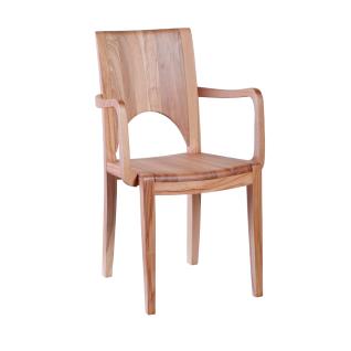 Dkk Klose Kollektion Stuhl oder Sessel S4 in Bezug und Holz Ausführung wählbar ideal für ihr Esszimmer