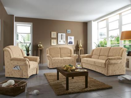 Polipol Sofakombination In Feeling Kombination Sofa 3-Sitzer, 2-Sitzer und Sessel Ausführung wählbar