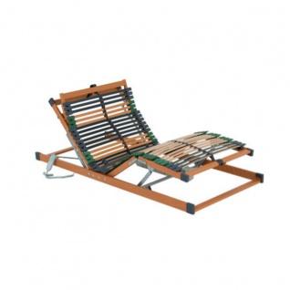 Dico Möbel Spiritrelax 7- Zonen Lattenrost Kopf und Fußteil elektrisch verstellbar in verschiedenen Größen