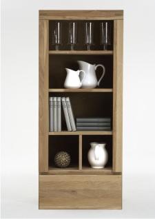 ELFO Hängeelement DELFT, Beimöbel Massivholz, ArtNr. 6233, 1 Schubfach, 5 Fächer, Hängeschrank, viel Stauraum für Ihr Esszimmer oder Wohnzimmer