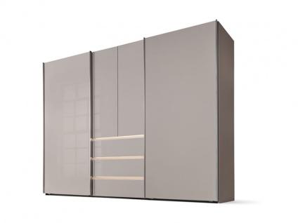 Nolte Möbel concept me 320 Schwebetürenschrank mit Drehtüren-Funktionsteil und 3 Schubkästen Ausführung wählbar