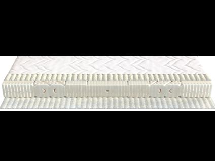 Schlaraffia Nature Grünfink 160 Naturkautschuk Latex Matratze in verschieden Größen und Härtegraden wählbar