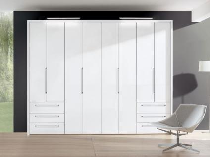 Nolte Horizont 7000 Falttürenschrank Schrank Kombination Schlafzimmer Farbe wählbar