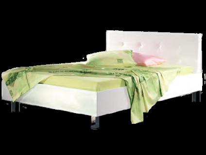 bett weiss 180x200 g nstig online kaufen bei yatego. Black Bedroom Furniture Sets. Home Design Ideas