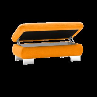 Megapol XXL - Hocker MP-IN19134 für ein modernes Design wahlweise auch zweifarbig erhältlich