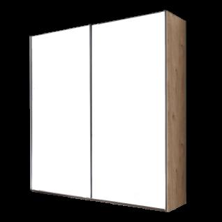 Nolte Möbel Savena / Evena Schwebetürenschrank Korpus und Front in Dekor Farbausführung wählbar optional mit Dämpfung
