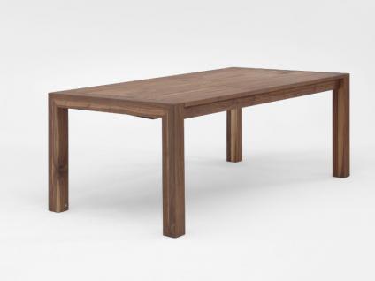 Niehoff Plantisch Felix Maßgeschneiderte Esstische Massivholz mit oder ohne Gestellauszug Tisch mit Gehrungsgestell Ausführung wählbar