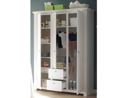 Mäusbacher Dandy Kleiderschrank 0335_32 mit 3 Türen und 2 Schubkästen für Babyzimmer oder Kinderzimmer im Dekor Anderson pine - Vorschau 2