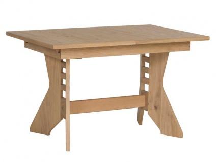 DKK Klose Tisch 30340 für Wohnzimmer oder Esszimmer passend zur Eckbank E30 Holzfarbton und Tischgröße wählbar