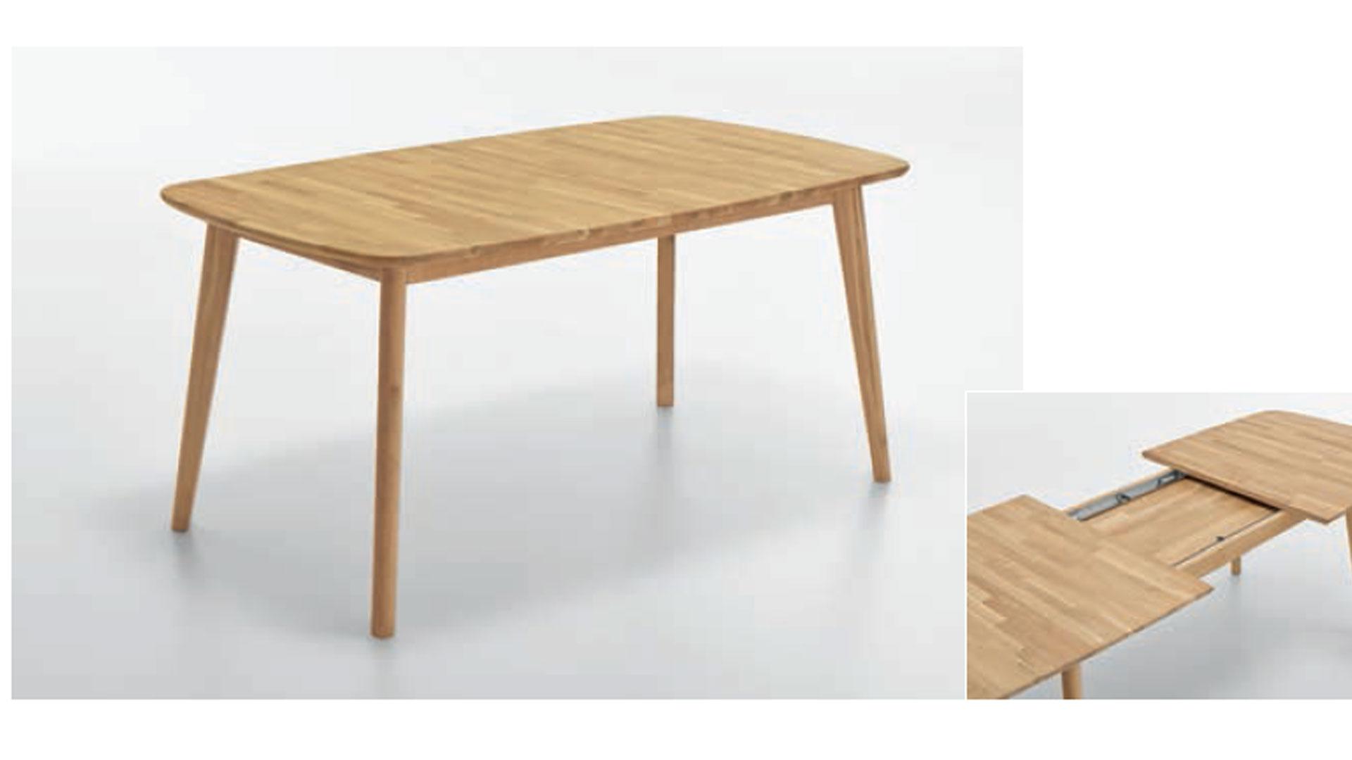 bilder fur esszimmer, niehoff esstisch harlem tisch für esszimmer in massivholz, Design ideen