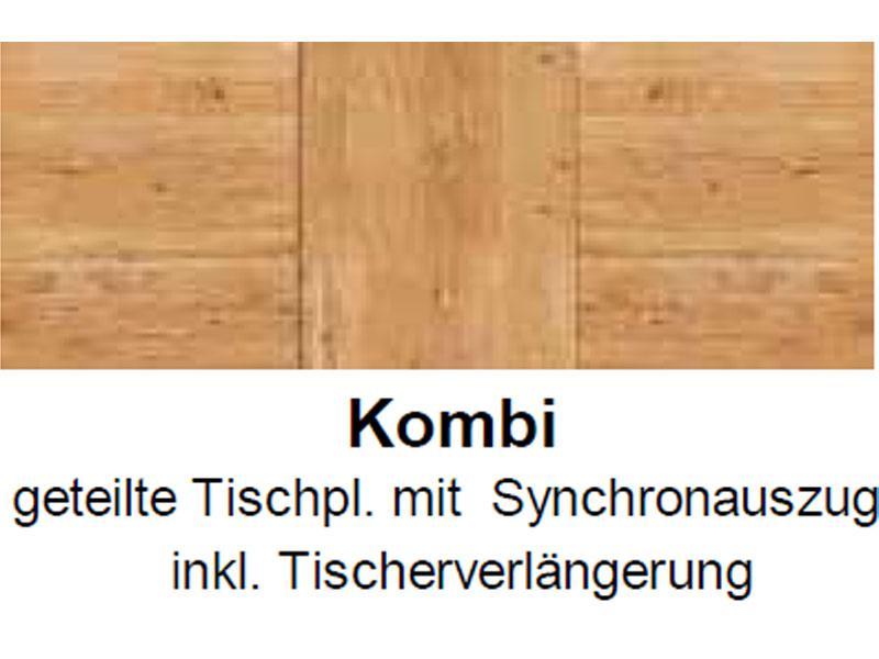 dkk klose esstisch triple mix holzarten w hlbar tisch f r esszimmer mit vielen auszugsfunktionen. Black Bedroom Furniture Sets. Home Design Ideas