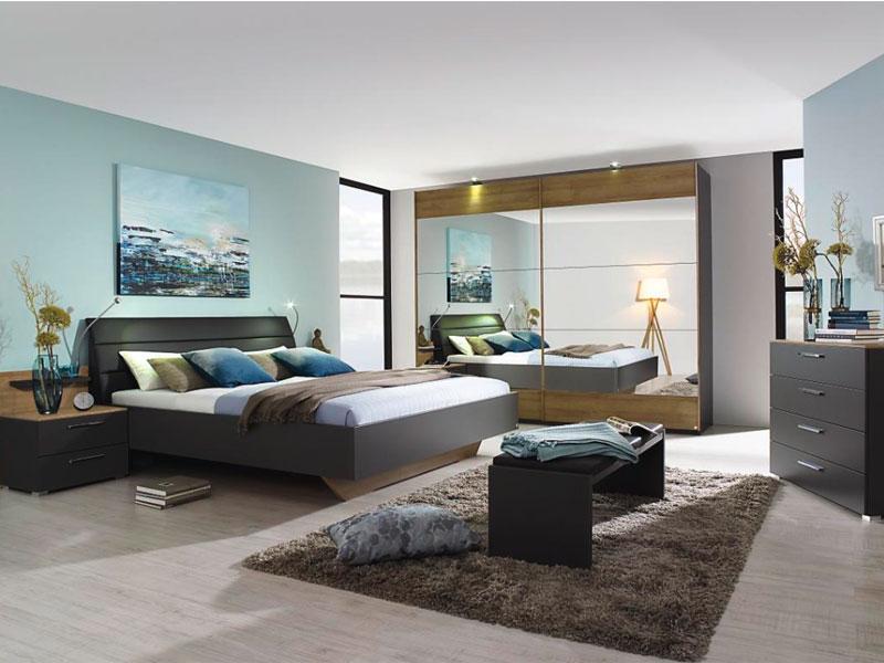 Rauch Dialog Nicole 4-teiliges Schlafzimmer Komfortbett 2 ...