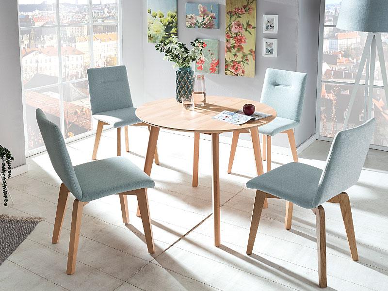 Standard Furniture Massivholztisch Thomas Fur Esszimmer Wohnzimmer
