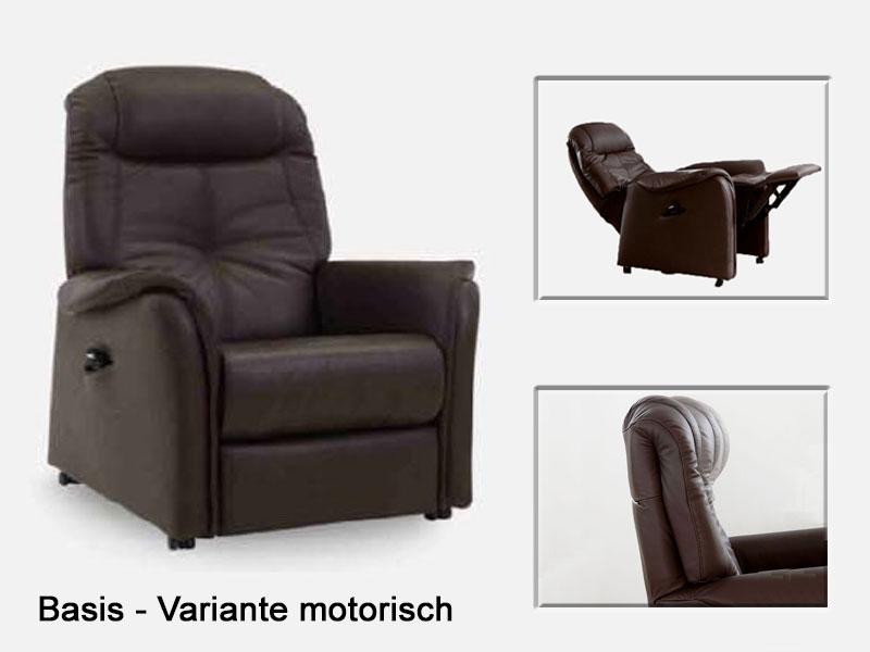 hukla relaxsessel ap06 linea relax basis variante mit motorischer verstellung in verschiedenen. Black Bedroom Furniture Sets. Home Design Ideas