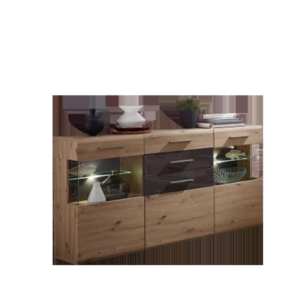 Wohn Concept Bajazzo Two Sideboard 40 96 Hh 21 Moderne Kommode Für