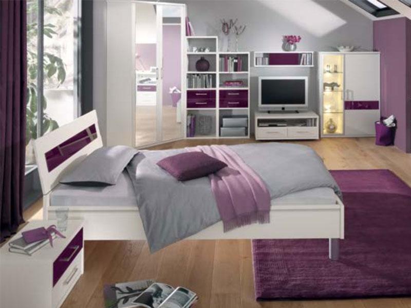 Priess Riva komplettes Schlafzimmer bestehend aus Bett mit ...