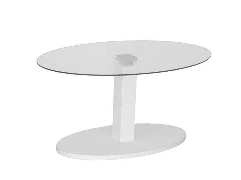Vierhaus Couchtisch E1823 Tischplatte Aus Klarem Glas Mit Eco Lift