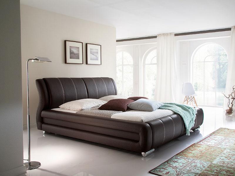 Meise Möbel Bolzano Polsterbett Mit Kunstlederbezug In Der Farbe