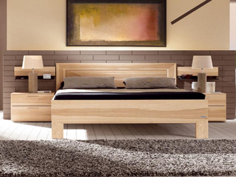 Thielemeyer Mali Schlafzimmer mit Komfort-Liegenbett und 6-türigen ...