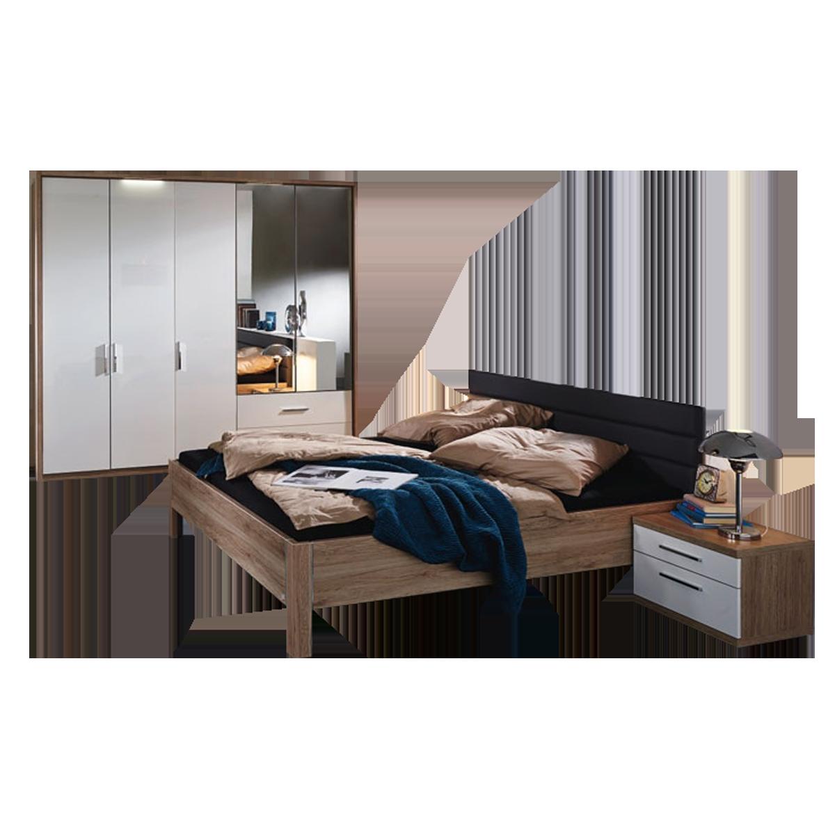 Rauch Steffen / Dialog Nice4Home Schlafzimmer 4-teilige bestehend ...