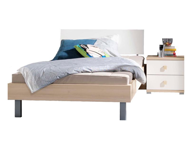 Wellemöbel Unlimited Jugendzimmer Liege mit Kopfteil und optional ...