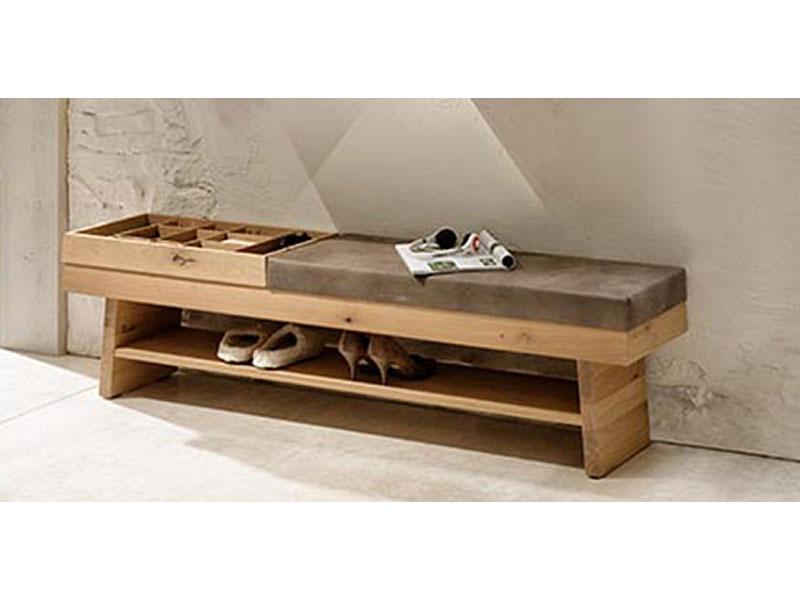 voglauer v organo dielenbank ob16u in wildeiche rustiko. Black Bedroom Furniture Sets. Home Design Ideas
