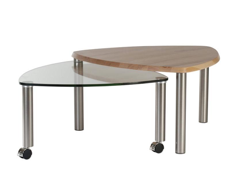 Vierhaus Globalhome Couchtisch Flexibile 4316 Mit Zwei Tischplatten
