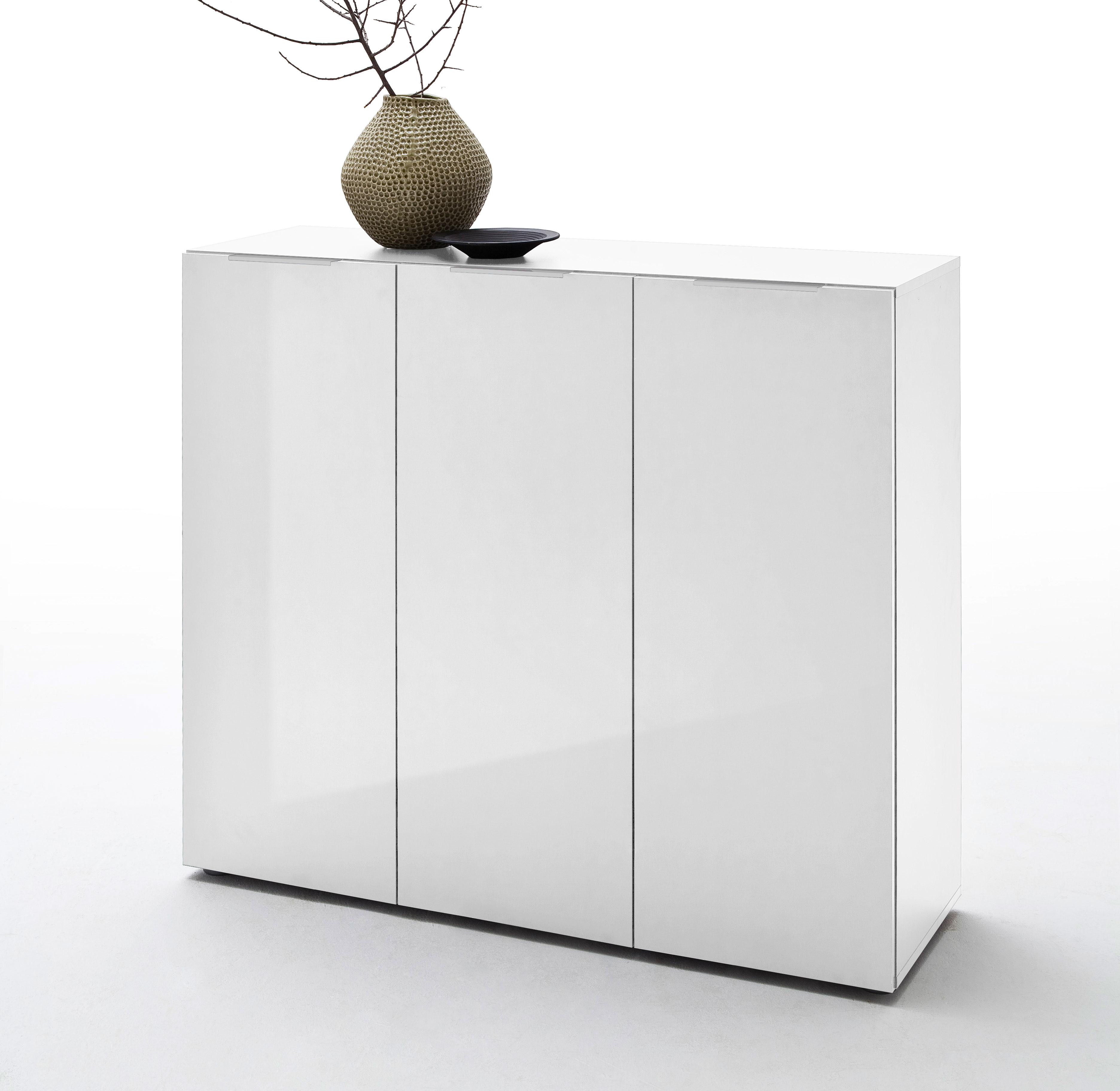 Mca Furniture Garderobe Vicenza Foyer Kommode Mit 3 Turen In