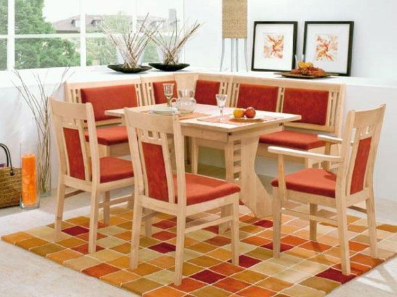 esstisch mit sessel schwarz cognac beige holz lederstuhle. Black Bedroom Furniture Sets. Home Design Ideas