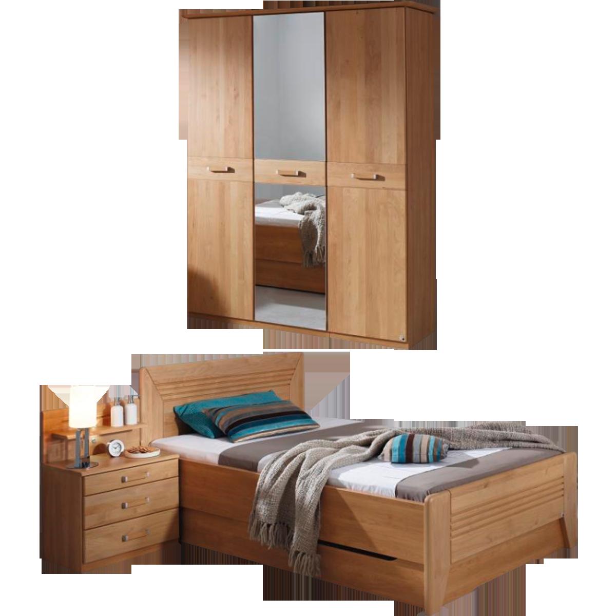 Rauch Steffen Valerie Schlafzimmer-Set bestehend aus Bett mit ...