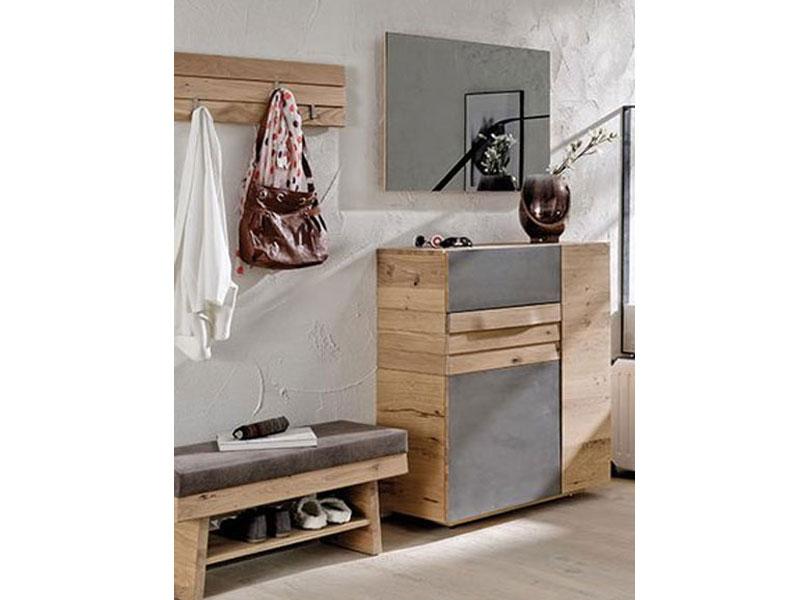voglauer v organo coming dielenvorschlag od28 l vierteilige kombination in wildeiche rustiko. Black Bedroom Furniture Sets. Home Design Ideas