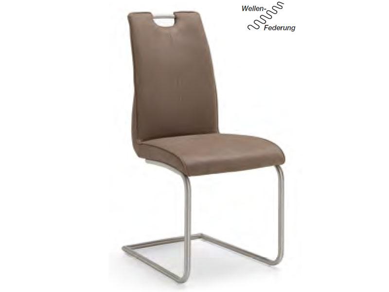 niehoff schwingstuhl 1601 02 polsterstuhl passend zur. Black Bedroom Furniture Sets. Home Design Ideas